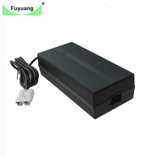 Portable intelligent 43.8V 8A lead acid battery charger electric car battery charger