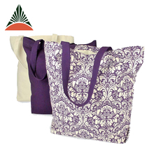 Heavy Duty Plain Cotton Canvas Reusable Shopping Tote Bags