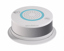 868MHZ/433MHZ Wifi+GSM Smoke Detector with 10-Year Lithium Battery