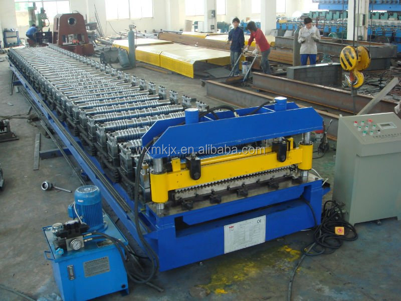 Arc Slab Roll Forming Machine with CE proved