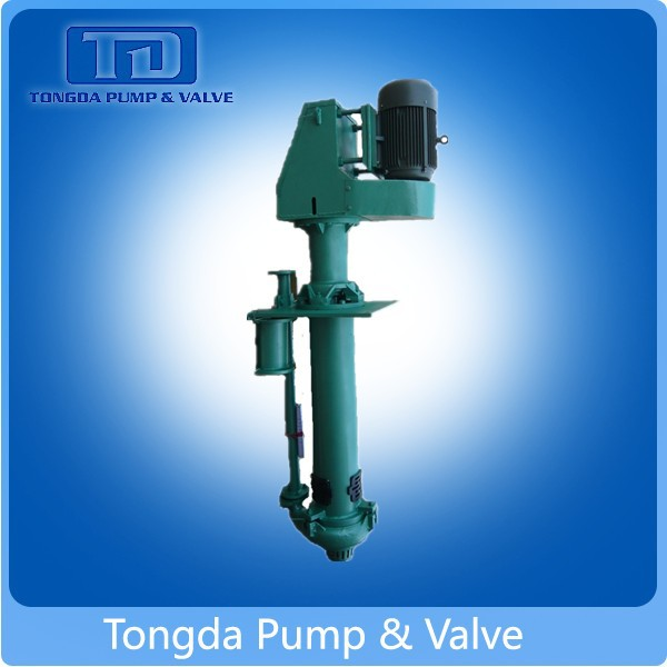 Cast Iron Coal Mine Sump Electric Centrifugal 50ZJL Slurry Pump