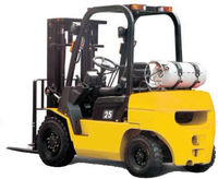 1Ton Forklift with gasoline