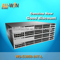 Cisco 3850 series catalyst WS-C3850-24T-L with best discount