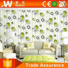 Cheap Wholesale Fashionable Bamboo Pattern Decorative 3D Wallpaper for Home Decor