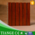 Music hall soundproof wood grooved acoustic panel