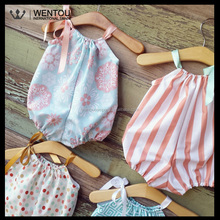 Hot Sale Cute Summer Kids Beach Romper