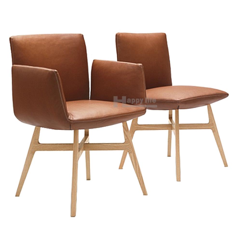 commercial restaurant chaise design italien en cuir salle manger chaise h tel de luxe. Black Bedroom Furniture Sets. Home Design Ideas