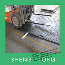 heavy duty matting for larger access vehicles,road mat temporary road mat