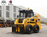 compact utility loader skid steer loader WS50 popular in South America, Russia and Mid-East