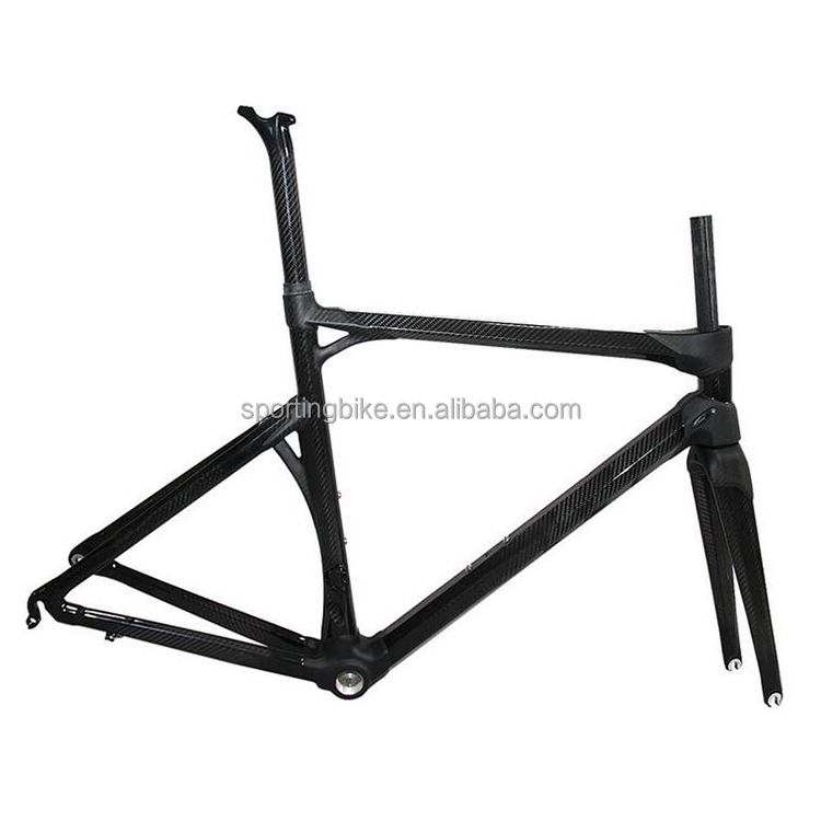 Super Light Full Carbon Road Racing Bicycle Frame Cheap Carbon Road Bike Frame