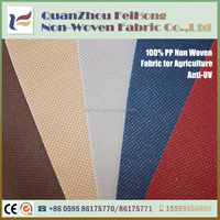 Latest technology non-toxic waterproof breathable pp spunbonded nonwoven fabric for agriculture
