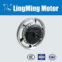 60v 500w electric bicycle dc wheel motor