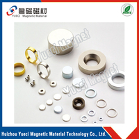 Customized Special Shape NdFeB Rare Earth Permanent Magnet