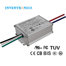 Inventronics BIS KS 30W 32W 35W LED Panel Light Driver IP66 Waterproof 500mA 700mA 860 1050mA Constant Current LED Power Supply