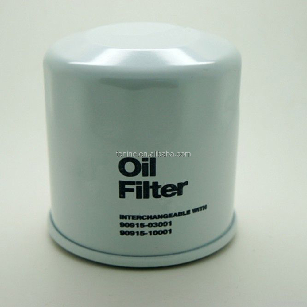 TENine High Quality Oil Filter Cross Reference 21707134 466634