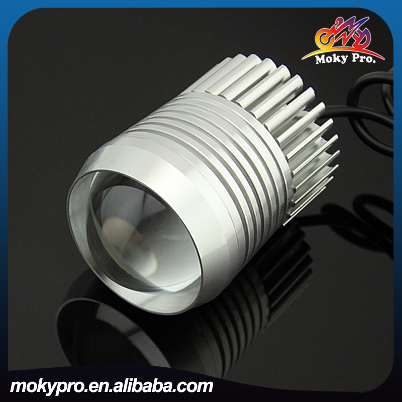 hot sell <strong>U2</strong> internal led headlight fog <strong>light</strong> for motorcycle electrice cars tricycles