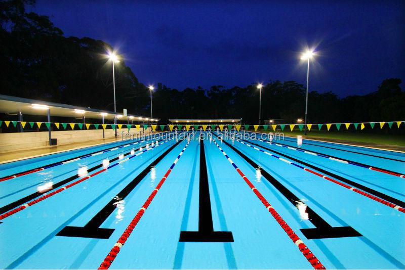 Cheap swimming pool floating rope swim lane line buy swim lane ropes pool lane rope reel - Olympic swimming pool lanes ...