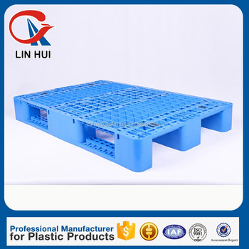 PE raw material 1200*800*150mm chuan euro standard Best type of plastic pallet sales made in china