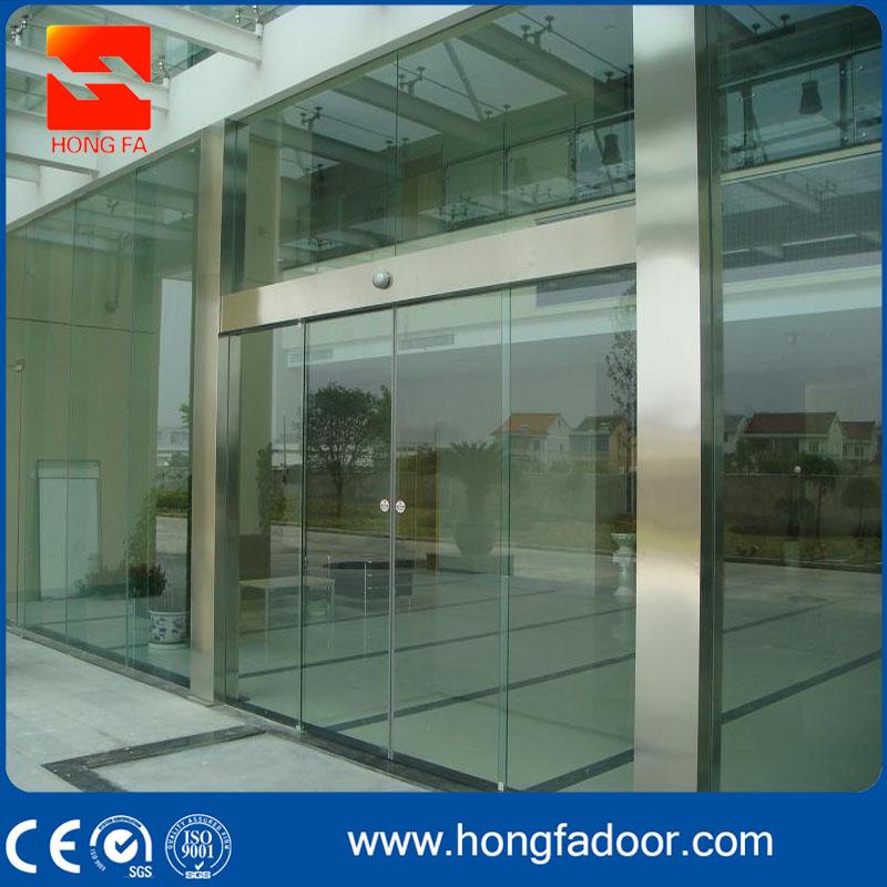 Automatic Sensor Tempered Glass Sliding Door Buy Automatic Door