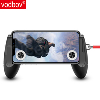 Clean Stock !!! 90% OFF Vodbov Portable Gamepad Phone Grip Game Controller with Joystick Extended Handle Bracket Holder