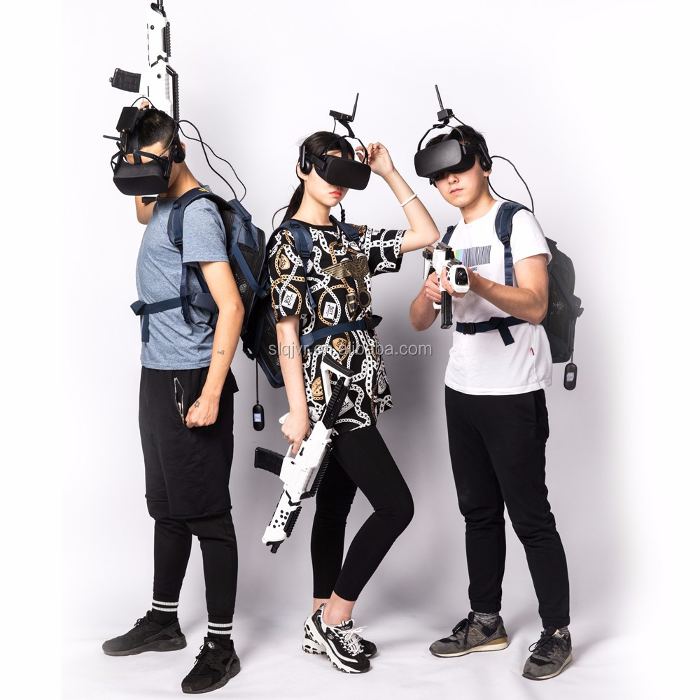 Theme Park Virtual reality games vr amusement equipment