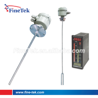 Acid or Akali Solution High temperature measurement capacitive sensor level