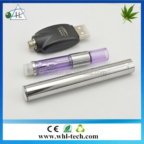 Free OEM design no leaking disposable glass vape tank atomizer cbd oil cartridge ceramic coil wickless cbd oil glass cartridge
