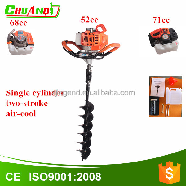 earth drilling equipment , manual earth auger