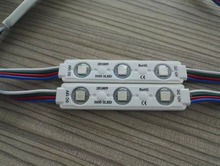 Driverless Power 60w 50w Optical Len Edge 5730 Led Module 3LEDs