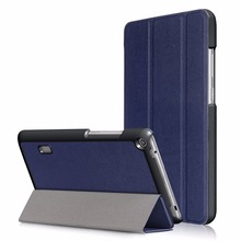 "Cover Case for Huawei Mediapad T3 7 inch Tablet Protective Smart Case Stand Cover for Huawei T3 7"" Funda Case"