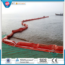inflatable coastal seaweed oil containment booms,Oil Recovery Equipment,seaweed fence