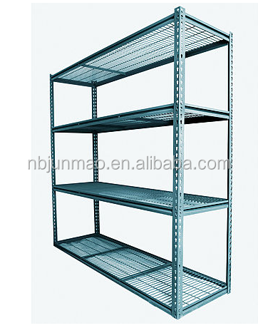 Factory Direct steady durable Storage Wire Shelving System for warehouse