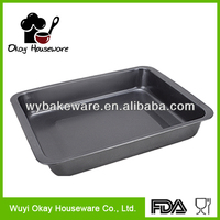 OKAY Carbon steel Non-stick Full Size Standard Steam Table Pans BK-D1017L