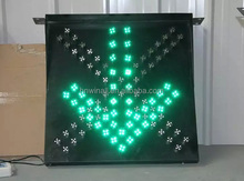 Roadway Safety LED Stop and GO Traffic Sign Red Green Signal Light