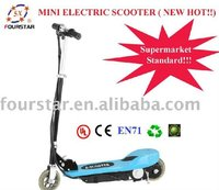 colorful electrical scooter
