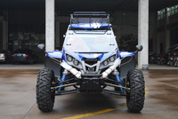 Renli EEC 168/2013/EU 1100cc Chery engine dune buggy 2 seater quad for sale