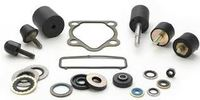 OEM Environment-friendly oil seal molded rubber components valve oil seal
