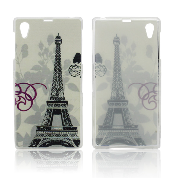 Professional Custom Case for Sony xperia z1 i1 L39H tpu back cover
