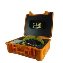 High Definition 7 inch LCD Monitor Endoscope Borescope pipe weld inspection camera