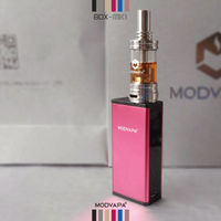 new products 2016 online shopping super vapor mod Modvapa BOX MK1 50W ecig colorful cheap electronic cigarette