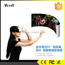 Amazing vision virtual reality 3d glasses for sony tv