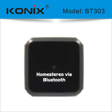 New Stereo Bluetooth Music Receiver Audio Dongle Adapter for Mobilephone