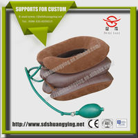 New-style 3 layers,inflatable neck traction physical therapy