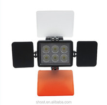 Professional Video Light LED-5010A for Camera DV Camcorder
