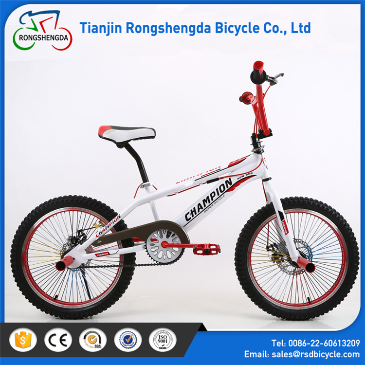 2017 popular and hot sale bmx bike saudi arabia / used bmx bike parts at alibaba / fat boy bmx bike 20 inch white