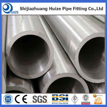 ASME A335 alloy steel threaded seamless steel pipes