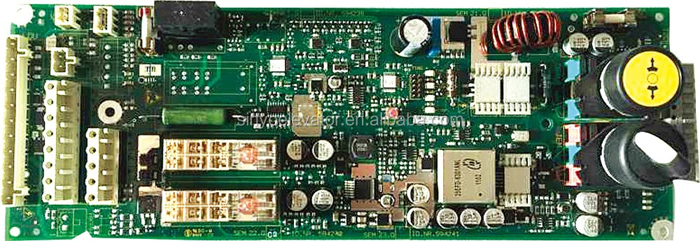 Schindler Elevator PC Board 591840