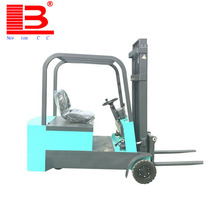 1ton New Style Function Of Electric Three Wheel Forklift Truck Truck