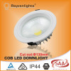 CE Rohs approved 8 inch recessed COB 20W LED down light ,led recessed ceiling light with 200mm cutout