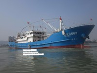 66m Longline fishing vessel trawler fishing vessel fishing boat for sale
